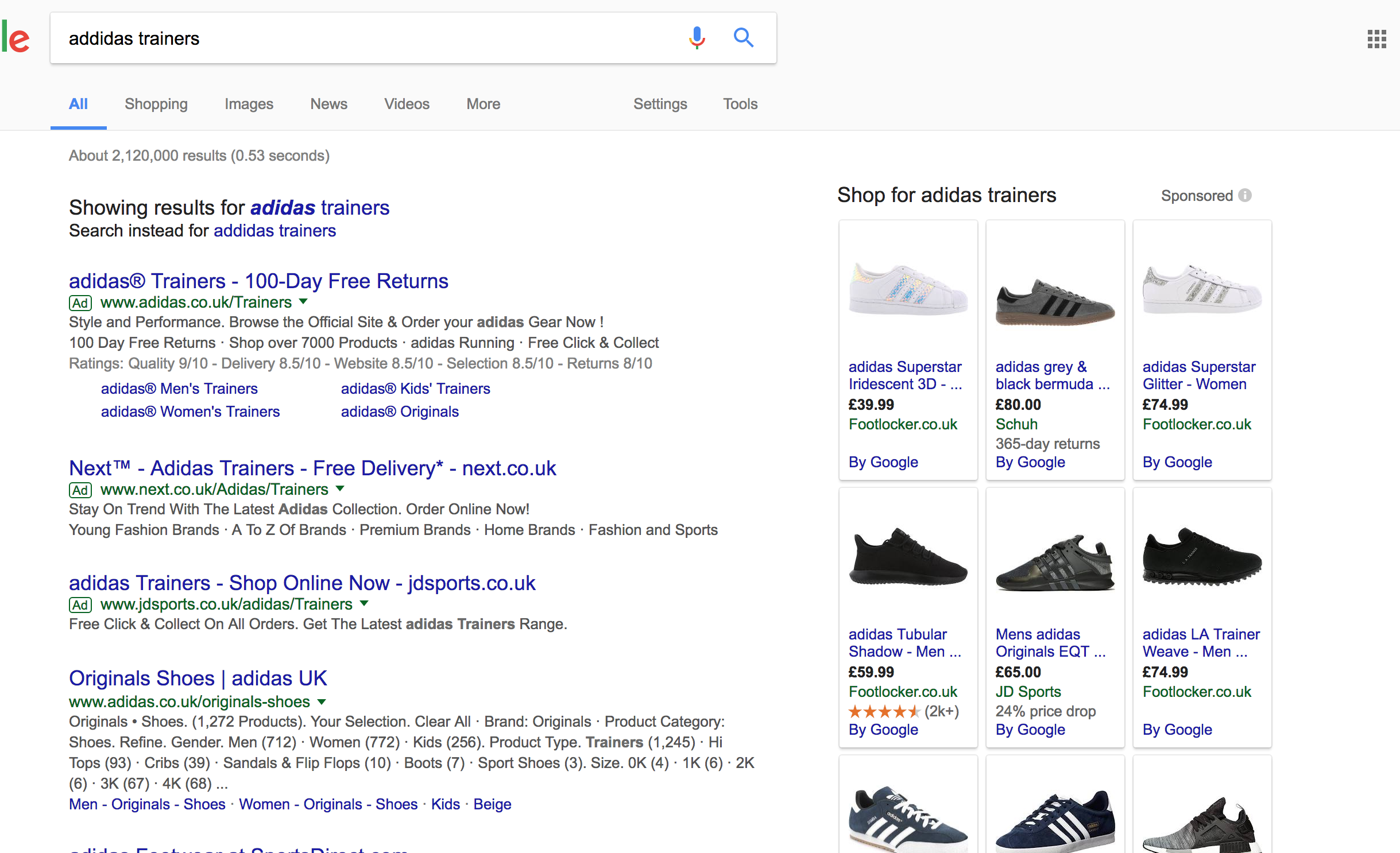 Solved: Google search results - Magento Forums