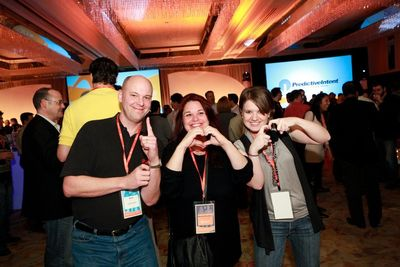 Imagine 2011 with Brent Peterson and Rhonda Rondeau