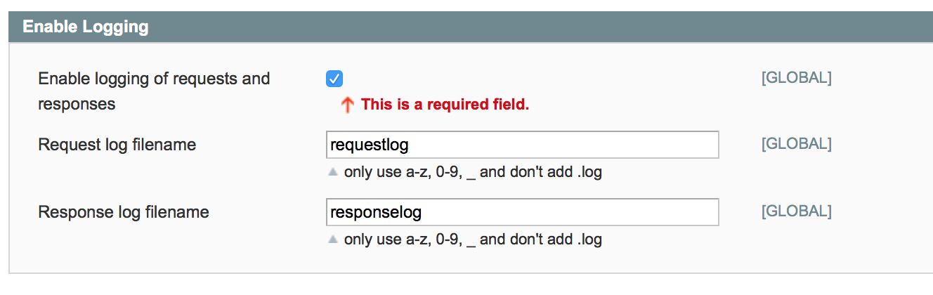 This is a required field