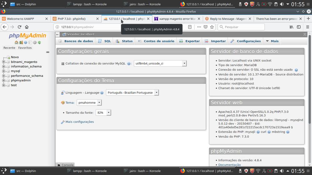 Solved: Magento Setup error - Magento Forums