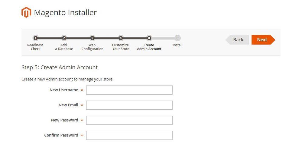 Magento2 installer stuck step 5.JPG