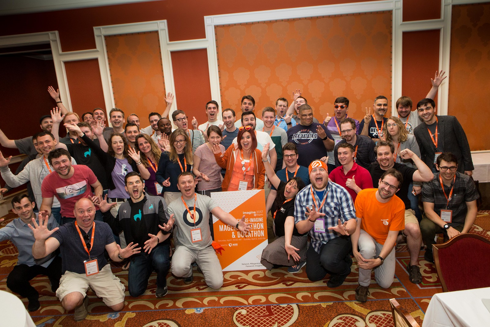 magento: Our wonderful community manager @Sherrierohde recapped #MagentoImagine in this week's #MagentoMonday blog: https://t.co/UqI4d2Fwo7