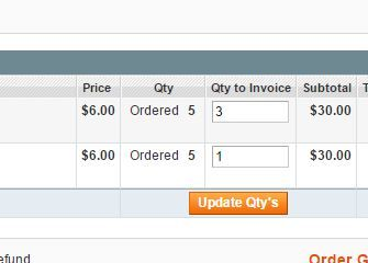 magento 1 9 how to get ordered qty invoiced qty magento forums