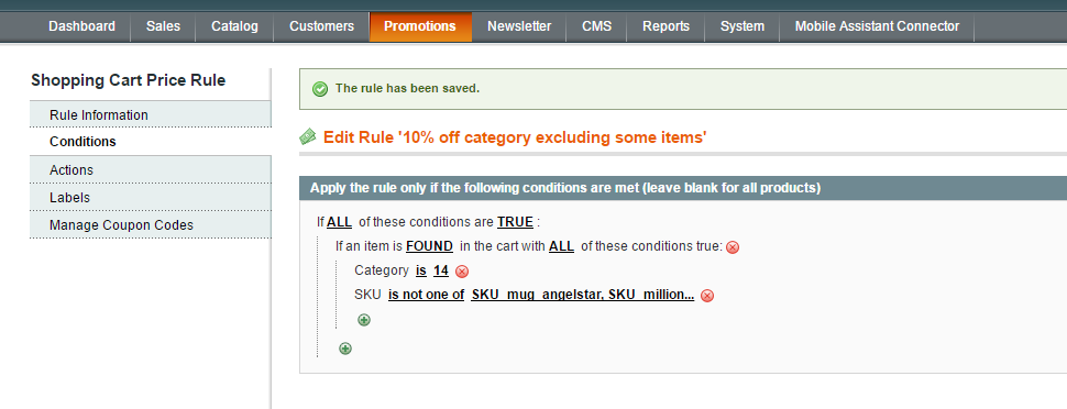 magento price rule exclude from category.png