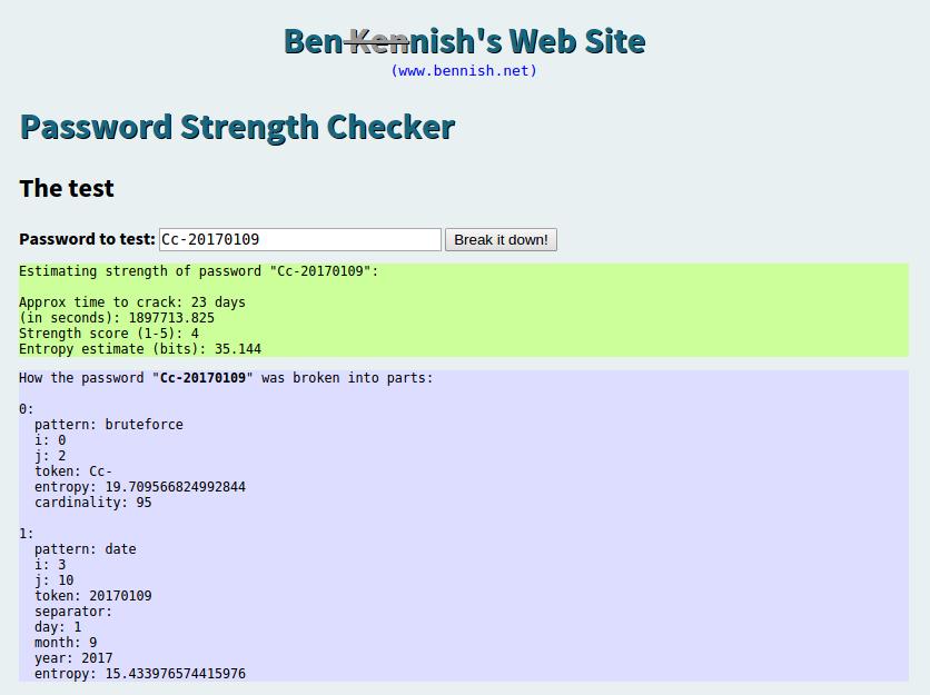 magento2 1 4 Strange password strength notice - Magento Forums