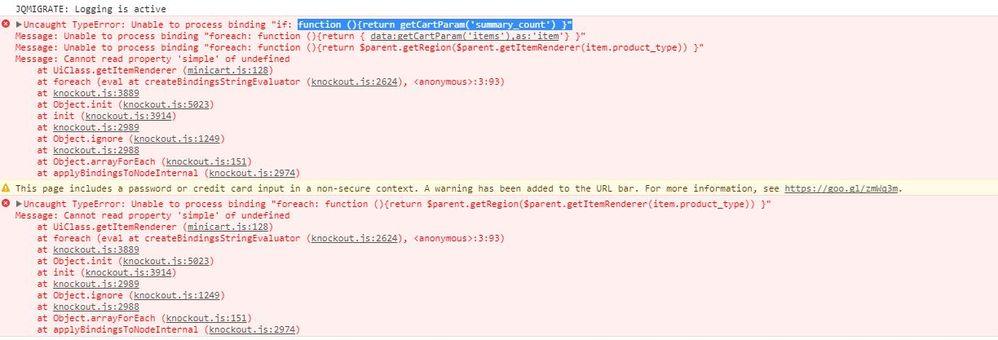 minicart-error(console log).JPG